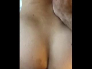 Brazilian Become Alert Fleshly Fucked Bareback Wide Of Hung Daddy