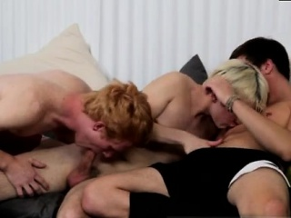 Gross Elderly Chap Fucks Twink Blithe With The Addition Of German Schoolboy Twinks